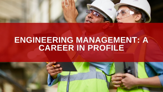 Engineering Management - A Career in Profile